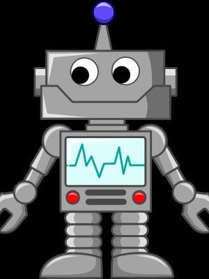 Roboten Bert